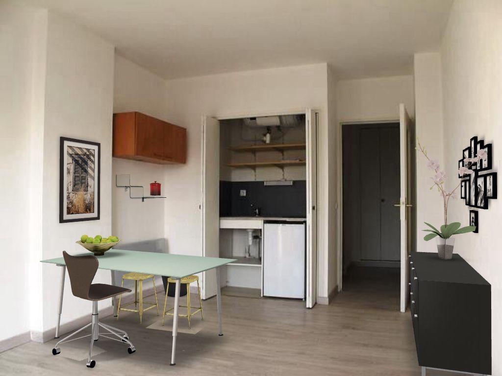 Location d 39 un studio tudiant 5mn de l 39 h pital et des for La cuisine de l etudiant