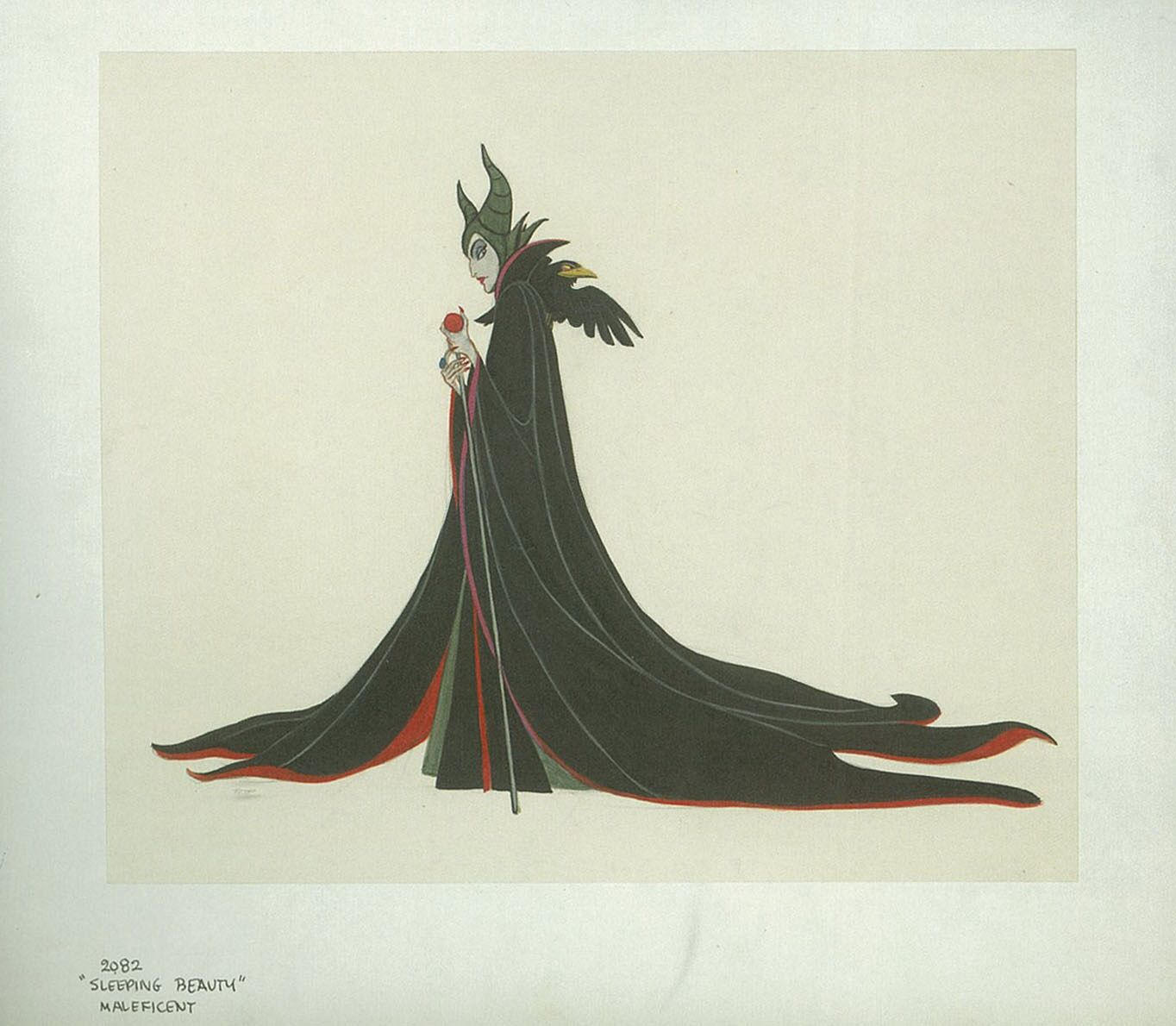 Maleficent - Marc Davis