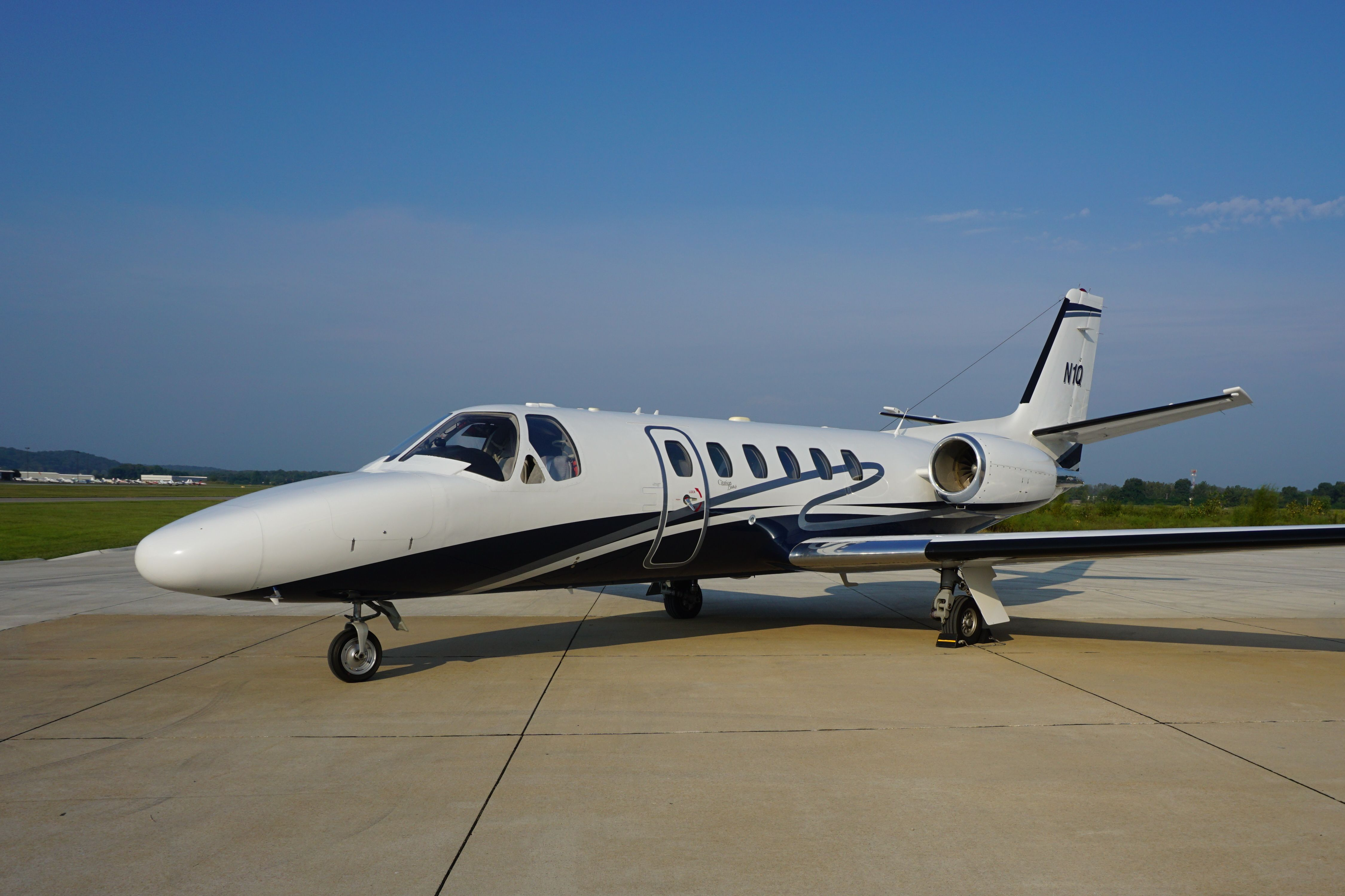 Cessna Citation Bravo Ce 550 Corporate Jet Cessna Aviation Aviation Theme