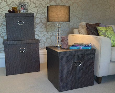 Large Pandan Cube With Handles Pandan Storage Boxes Cubes Pandan Umbrella Stand Weave Storage Trays A Place For Everything Family Room Storage Storage Boxes Side Table With Storage