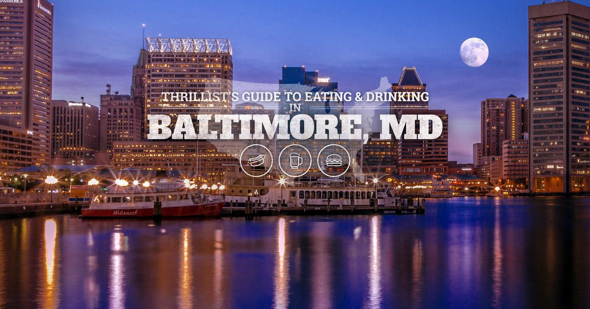 Baltimore Has So Much More Than Crabs