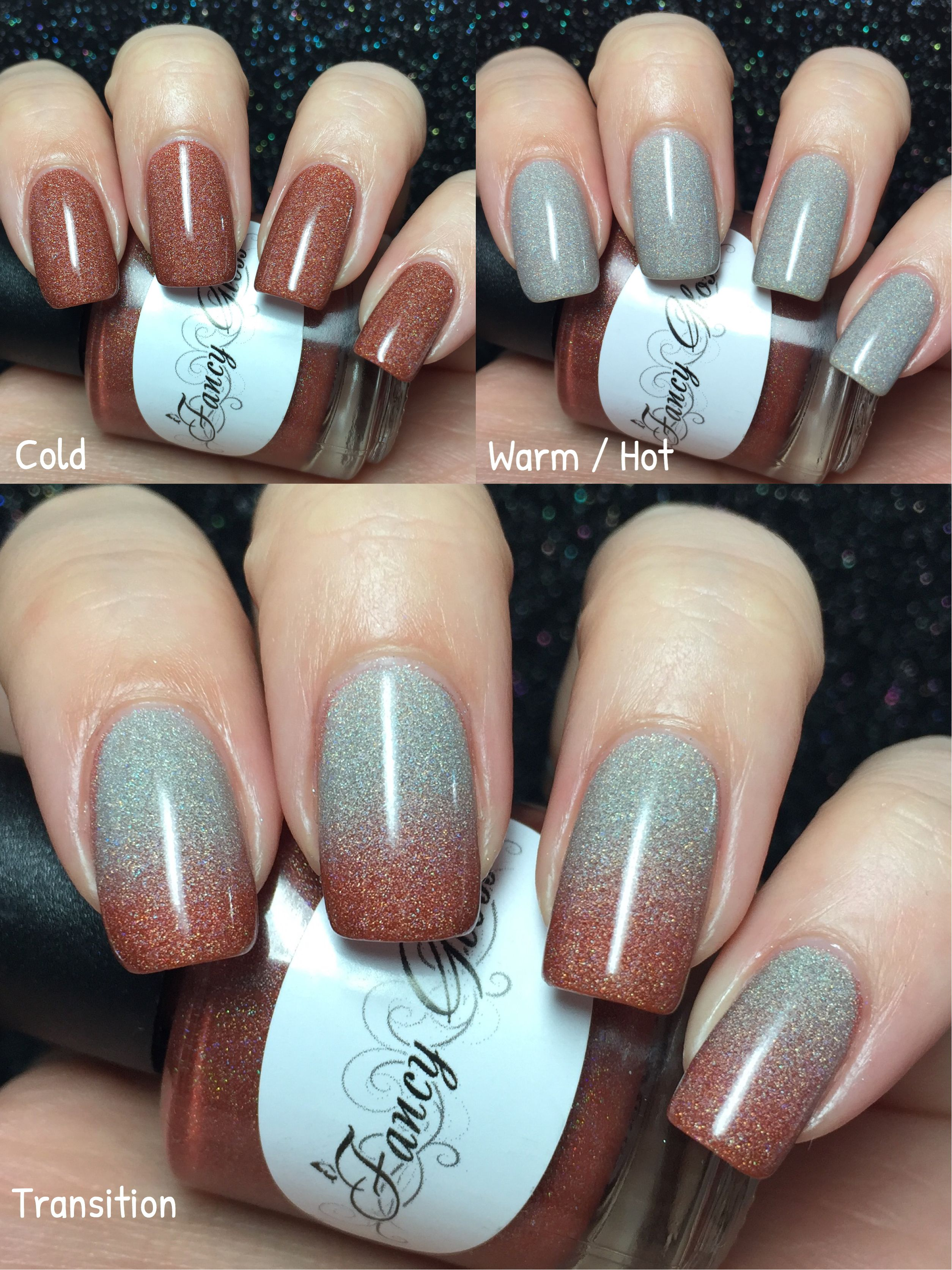 Fancy Gloss Cinnamon Frost Thermal Polish