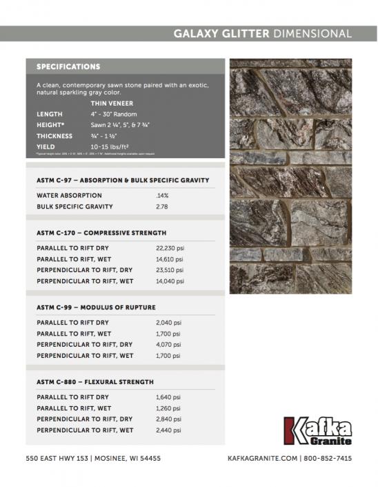 Natural Thin Stone Veneer Granite Marble Quartzite Kafka Granite In 2020 Stone Exterior Houses Thin Stone Veneer Natural Stone Veneer