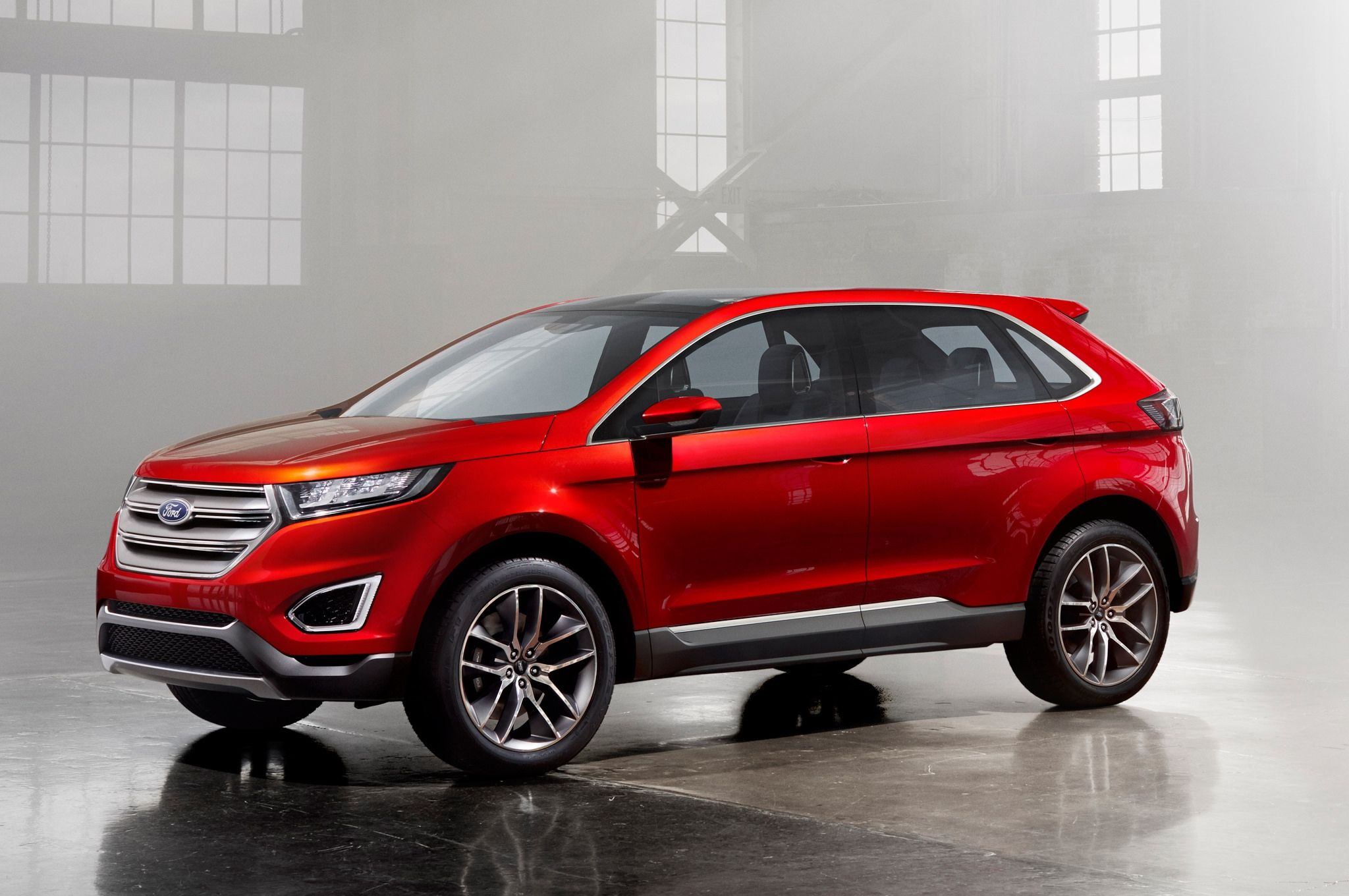 2016 Ford Edge Engine And Price Ford Edge 2016 Ford Edge Ford Kuga