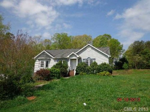 1 Story Basement Conover NC 3 bedroom home for sale in Conover