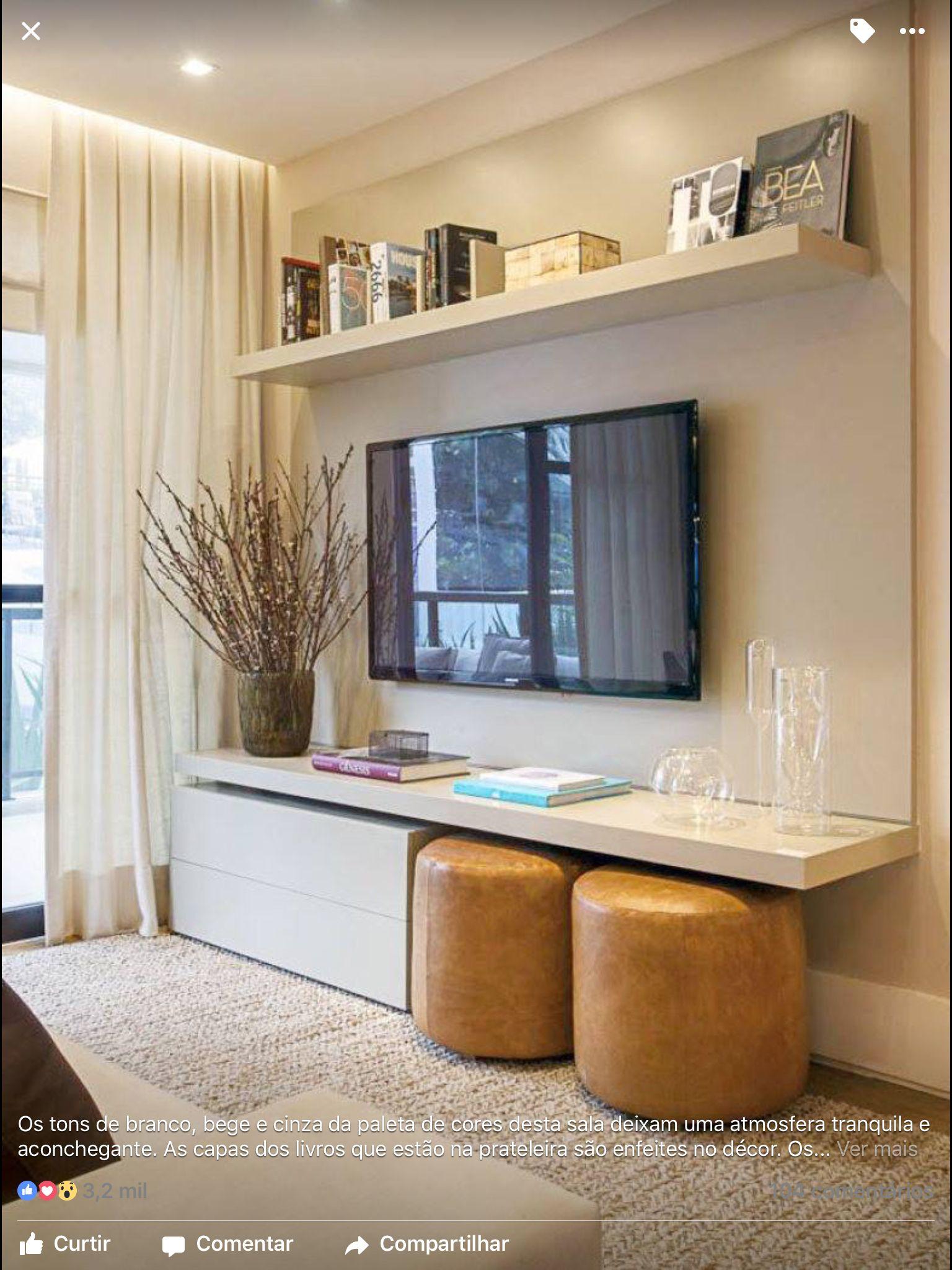 Pin By Jorge Garcia On Soportes De Televisores Pinterest  # Meuble Home Cinema Diy