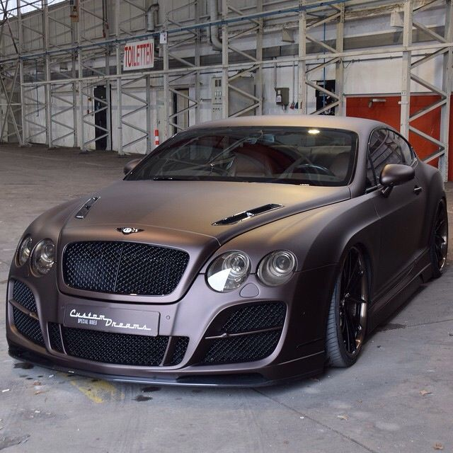 Bentley Sport Coupe Price: #Bentley Continental GT Spur Www.asautoparts.com