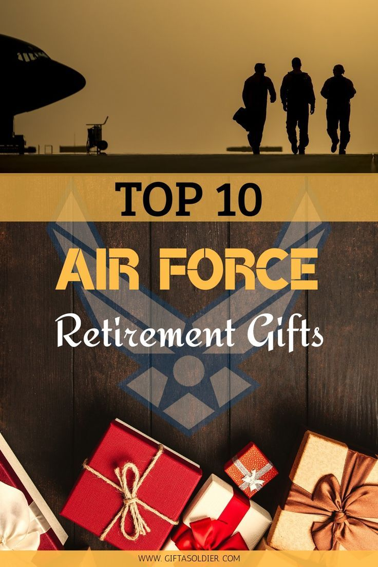 Top 10 Air Force Retirement Gifts USAF, US Air Force Men