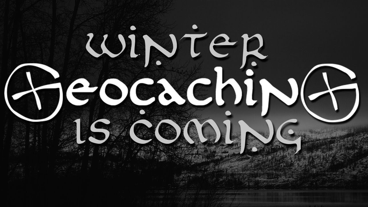 Winter GEOCACHING Is Coming!
