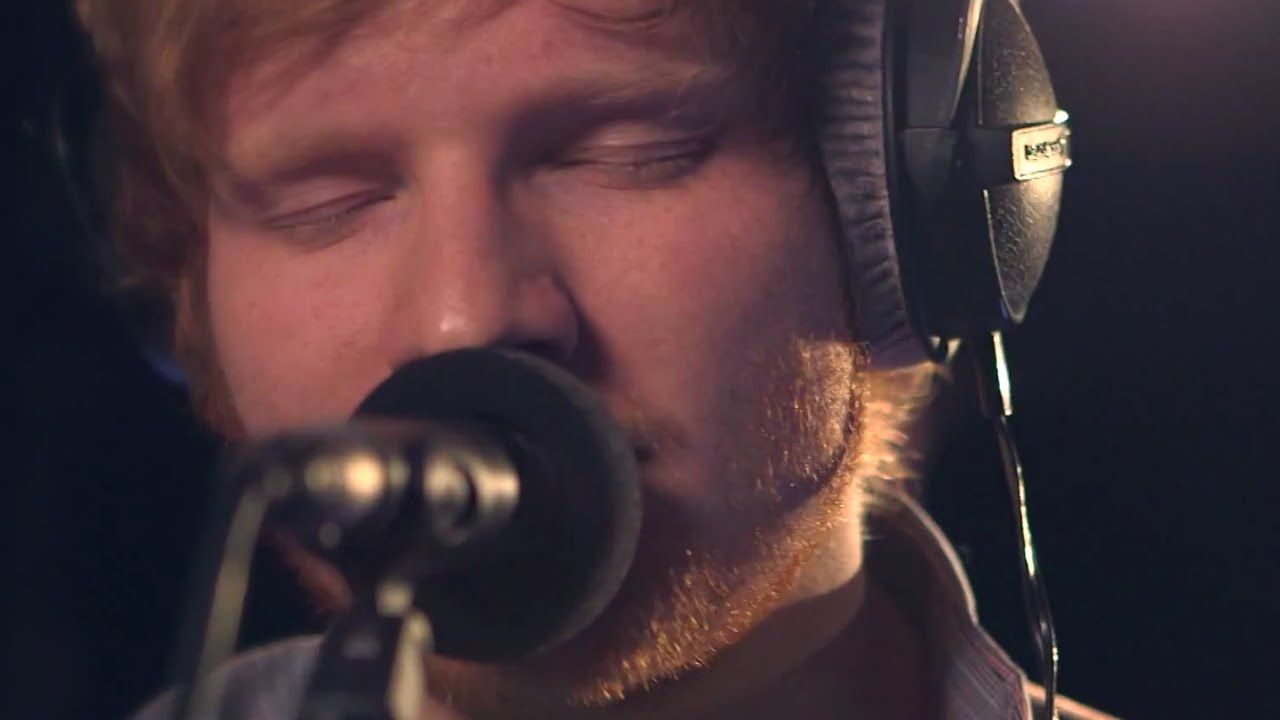 Ed Sheeran - Thinking Out Loud (Capital FM Session