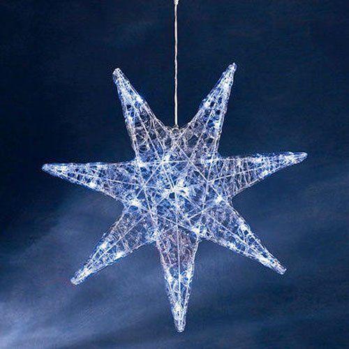 Stor LED-stjerne 5524124