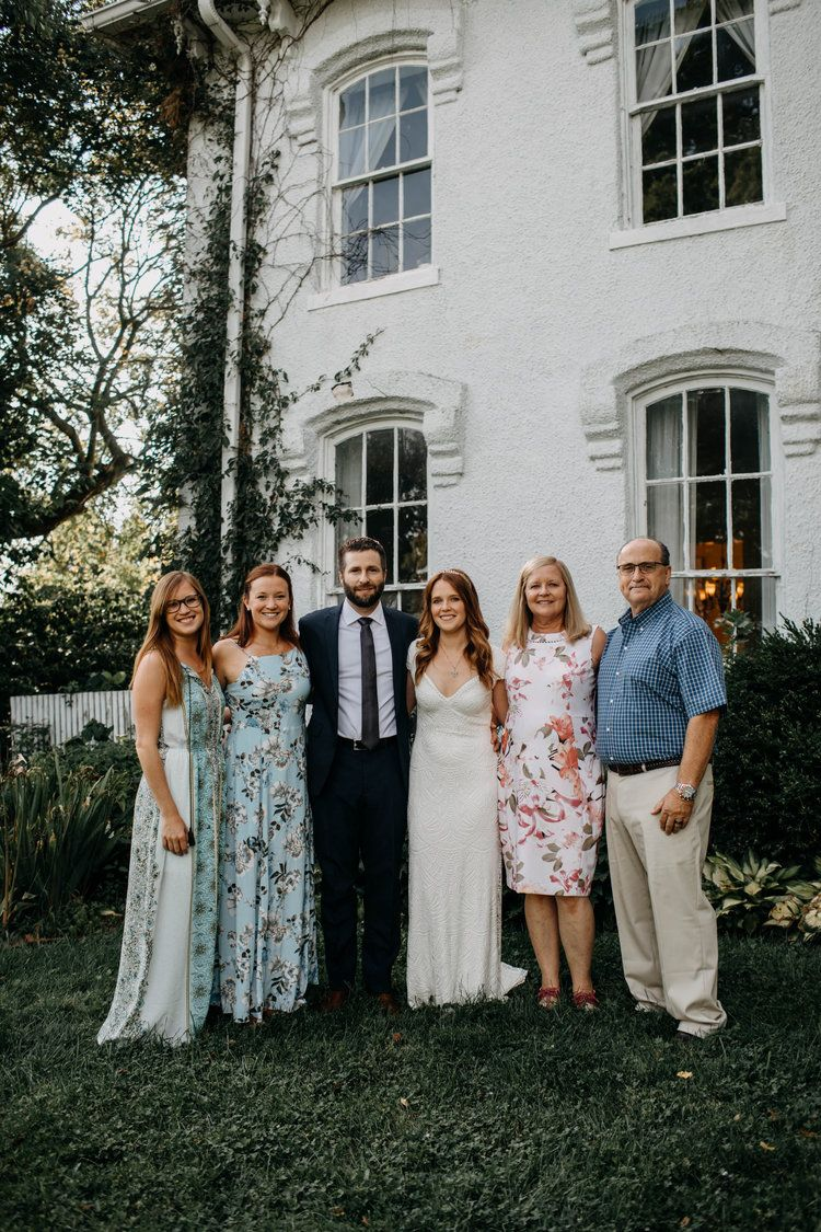 Susan + Eric // Untraditional Wedding at The Orchard House B&B in Granville, Ohio