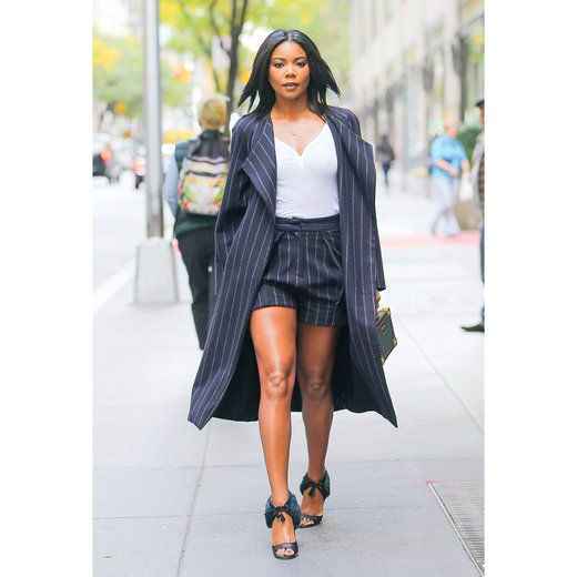Gabrielle Union - In Case you Forgot, Gabrielle Union is a Total Style…