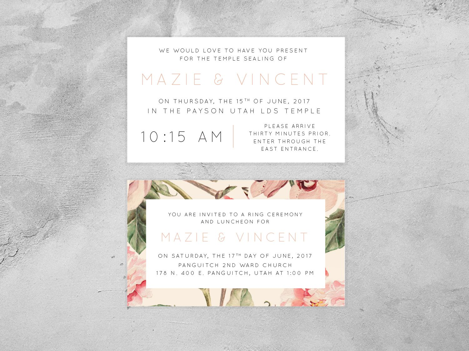 Insert Cards | Wedding invitation inserts, Invites wedding and Weddings
