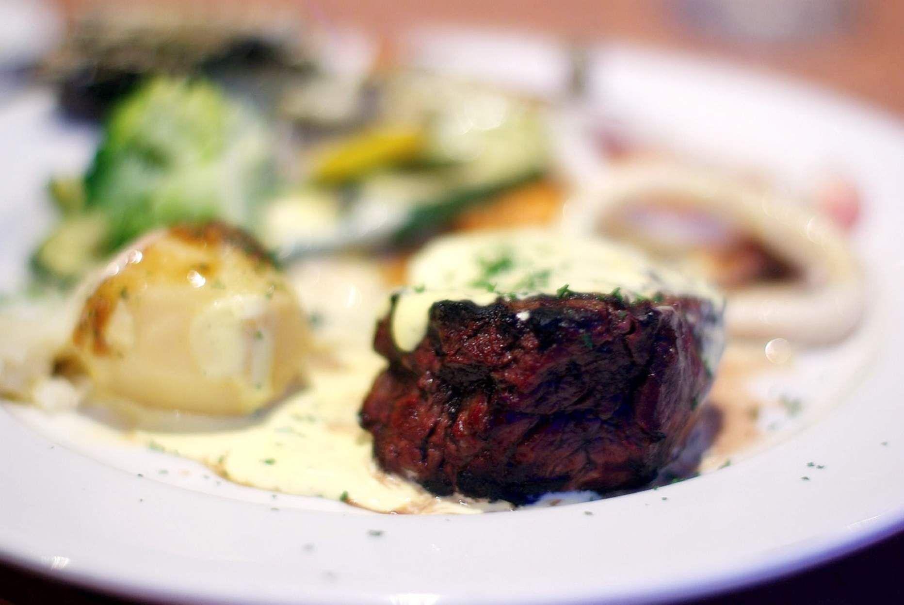 Perfect Blender Bearnaise Sauce | Recipe | Beef fillet, Beef