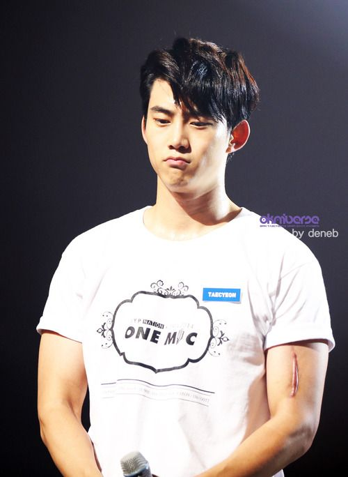 JYP One Mic (Taecyeon)