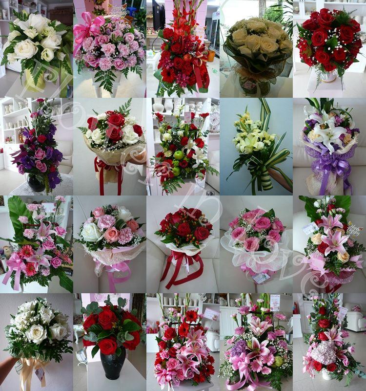 รับออกแบบจัดตกแต่งดอกไม้ ประดิษฐ์ สำแร็จรูป โดยทีมงานมืออาชีพมีประสบการณ์ หลายปี ราคากันเอง  จัดดอกไม้นอกสถานที่ stand ตัดริบบิ้นเปิดงาน  - พร้อมบริการส่งดอกไม้ในเขตกรุงเทพ ปริมณฑล และต่างจังหวัด  กรณีส่งต่างจังหวัด กรุณาสั่งล่วงหน้าอย่างน้อย 2 วัน   กรุณาติดต่อที่เบอร์โทร. 081-8665944, 089-5303056:  http://flowersetting2.blogspot.com/