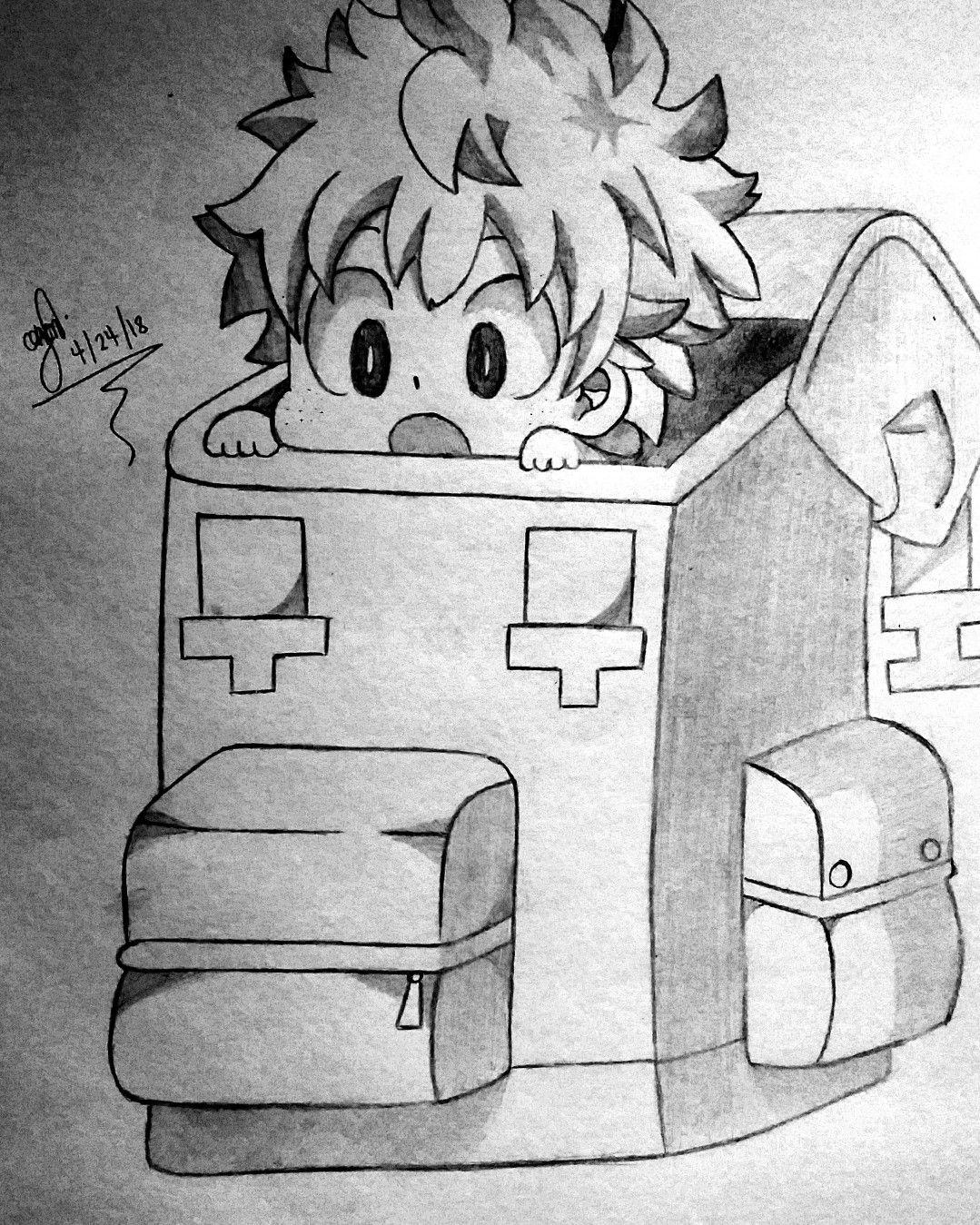 Please Read My Bio First Izuku Midoriya Also Known As Deku Is The Main Protagonist Of My Hero Academia My Drawings Hero Academia Characters Anime Drawings