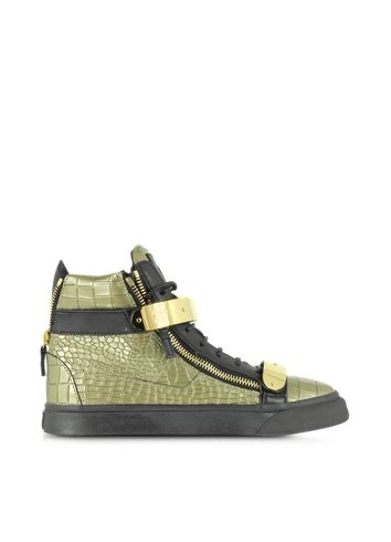 Cocco printed sneakers Giuseppe Zanotti Sale 100% Authentic Pre Order Online Clearance Countdown Package onKgEuGvwz