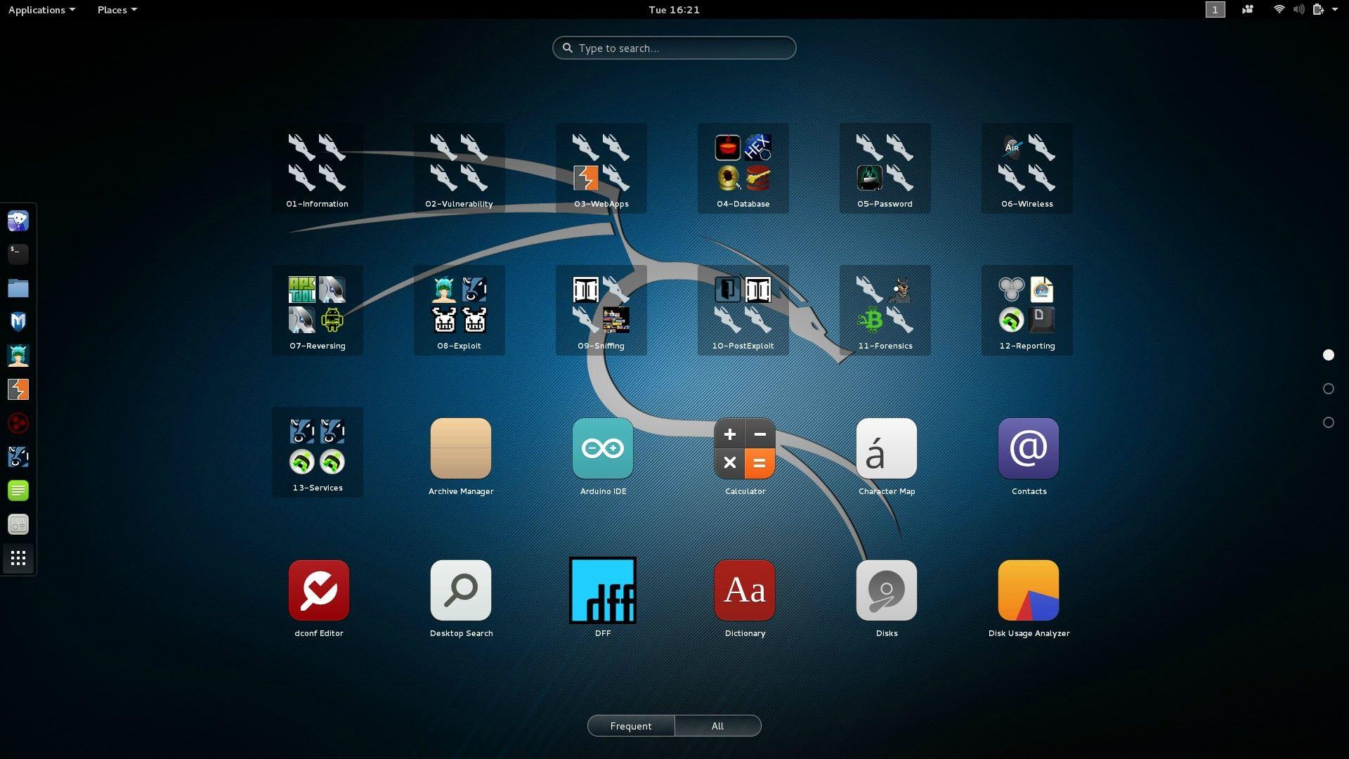 Guide] Tạo USB và cài đặt Kali Linux 2 0 trên UEFI chạy
