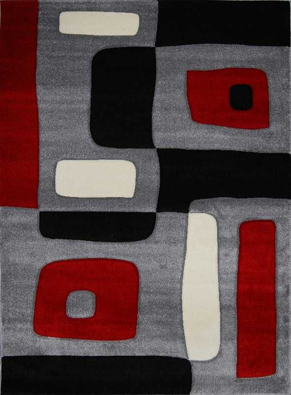 Red And Black Rugs Ideas