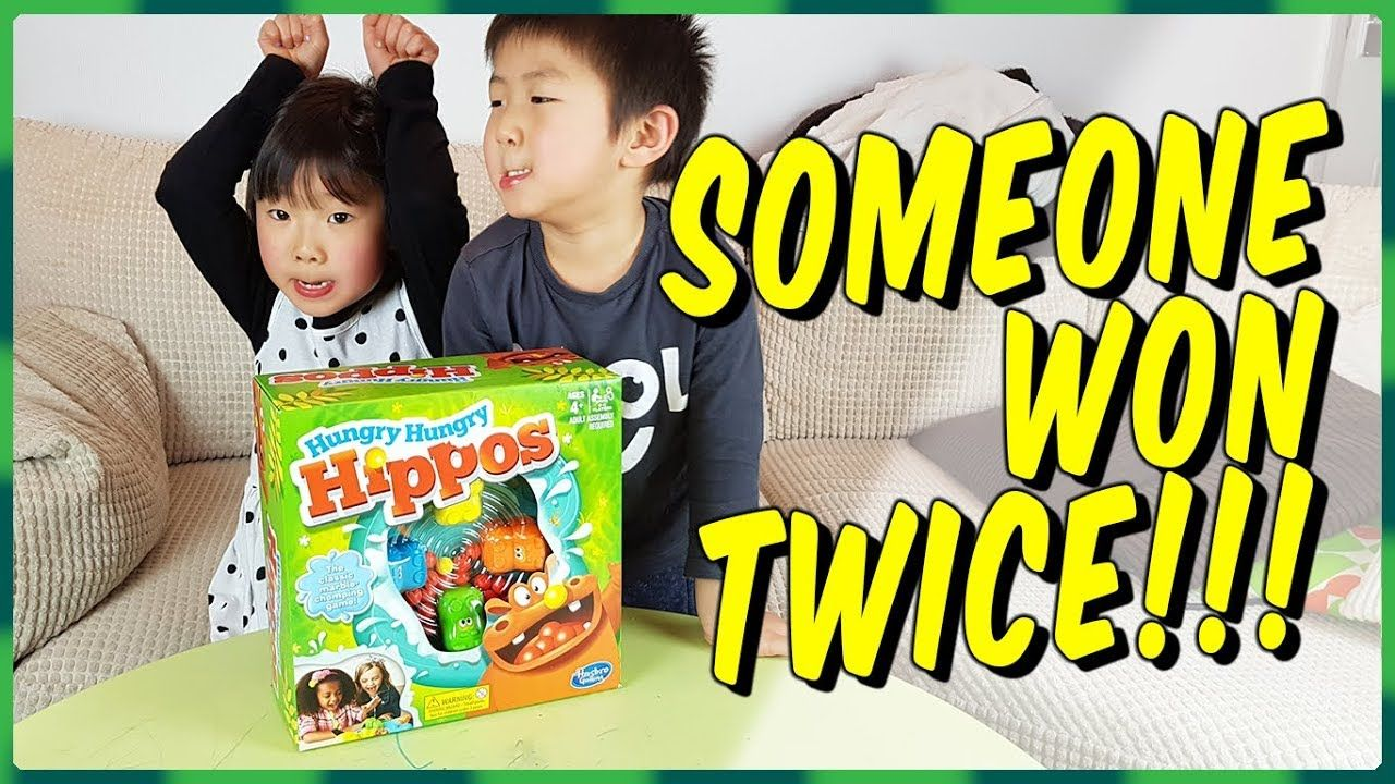 Hungry hungry hippos cherry richie toy surprise with