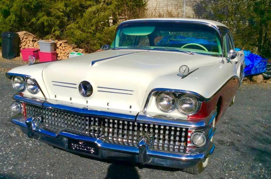 1958 Buick Century - @carzzpics on Instagram - Not my photo, found ...