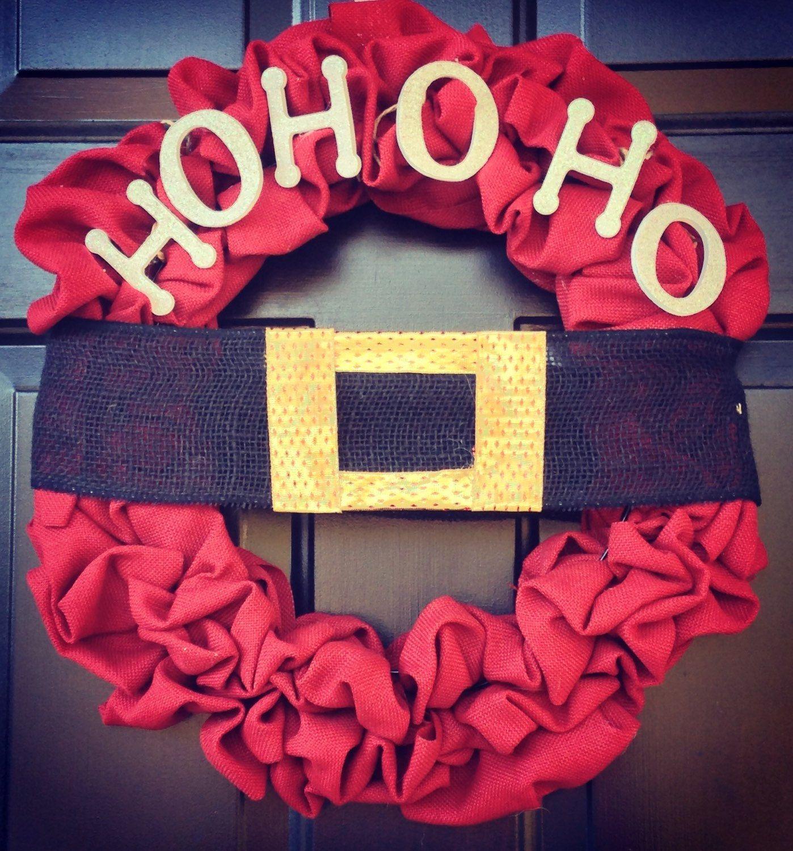 Custom made Collegiate wreath Northwestern University