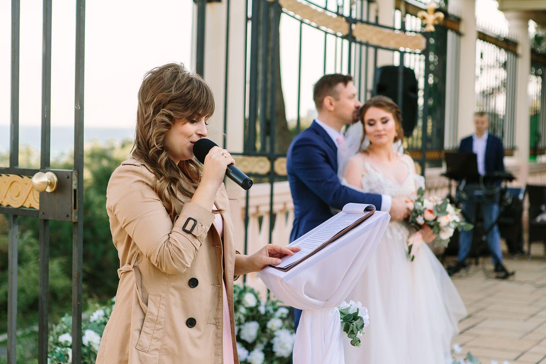 Фото европейской свадьбы в одессе