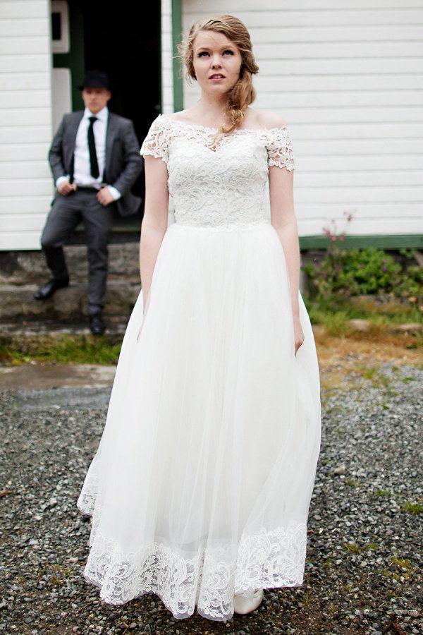 Whole dress. Novia d'Art. Photography by monalisat.no