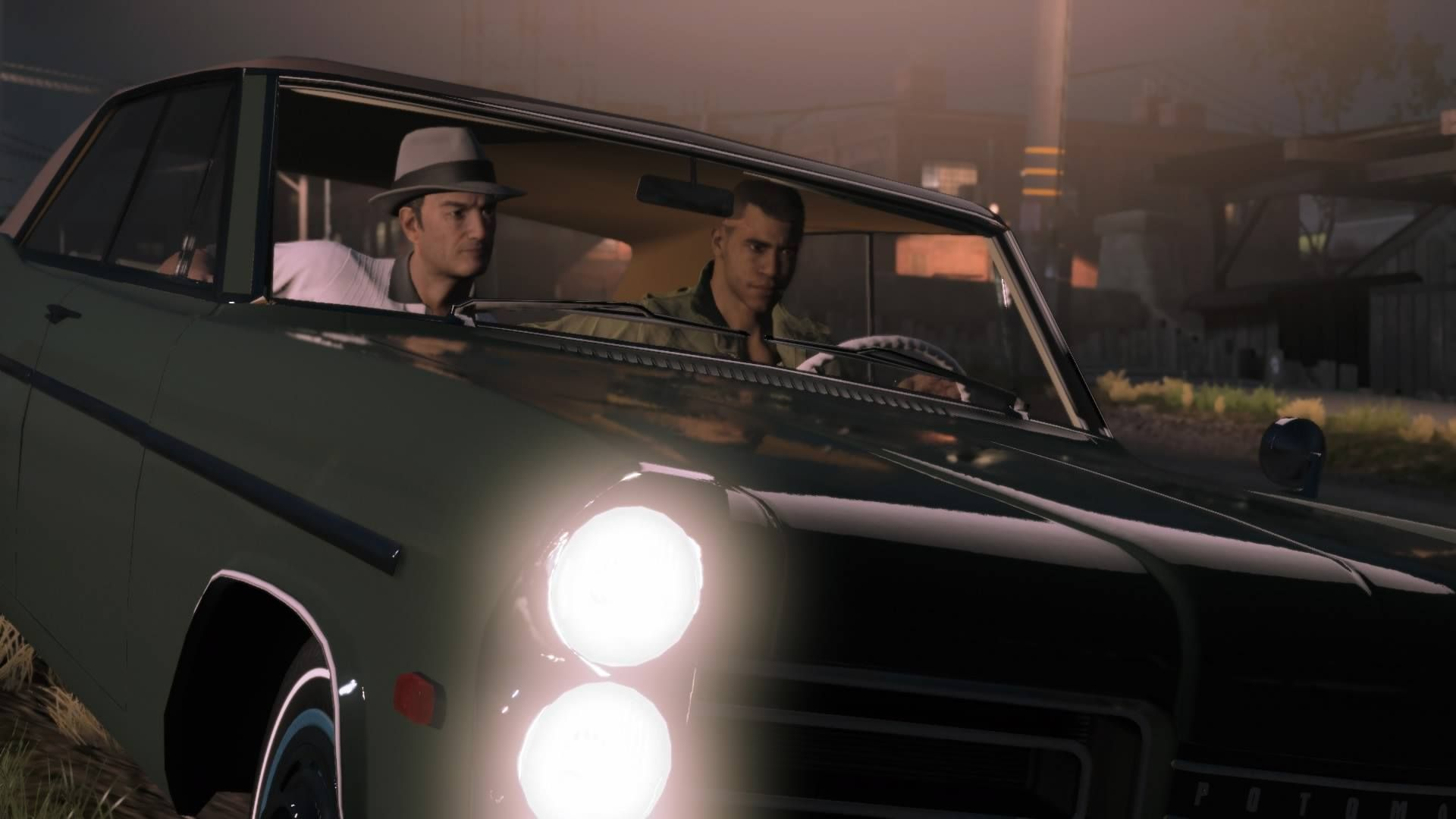 Vito Scaletta Y Lincoln Clay Mafia Iii Mafia 3 Ps4share Pc