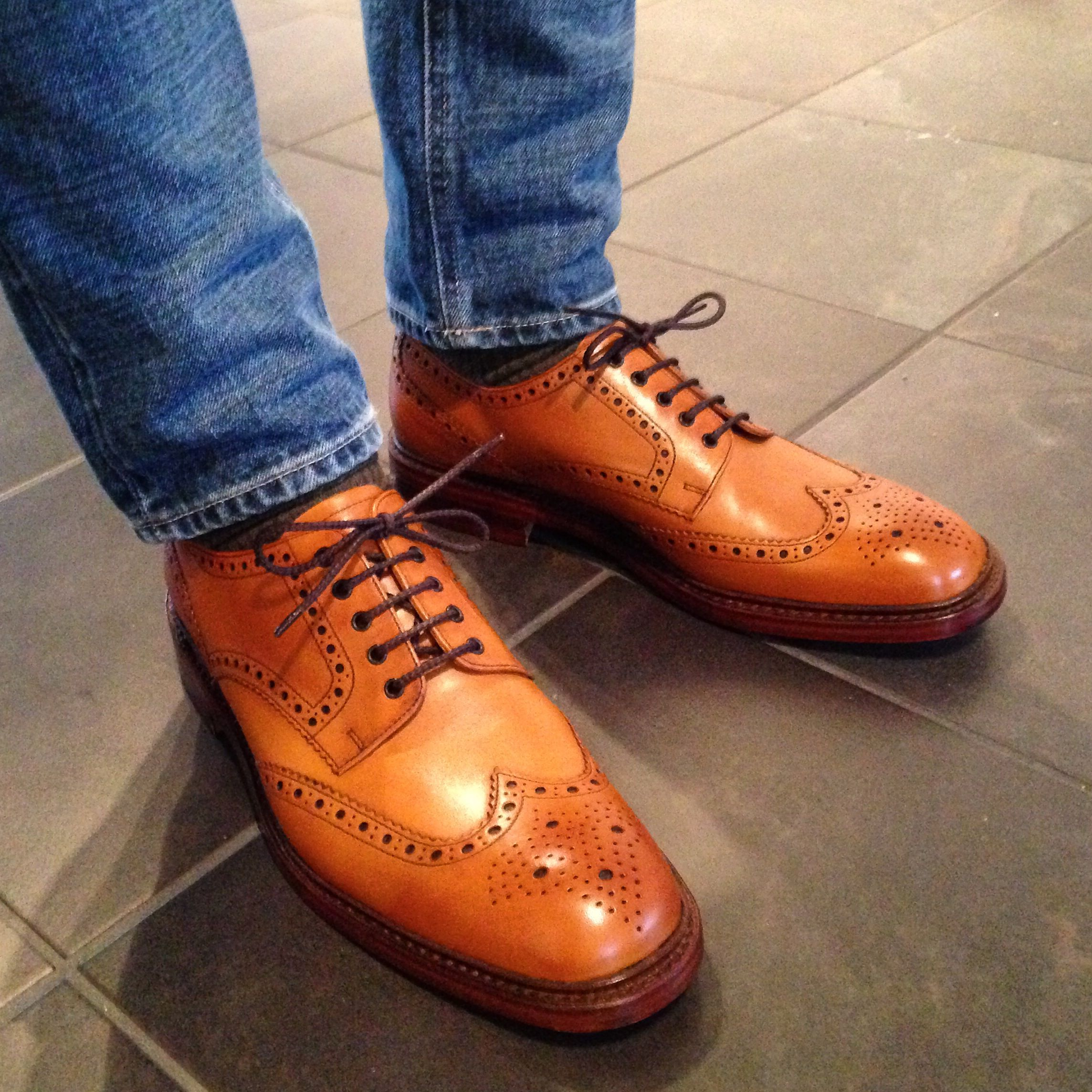 My favourite Shoes Loake Chester 1880