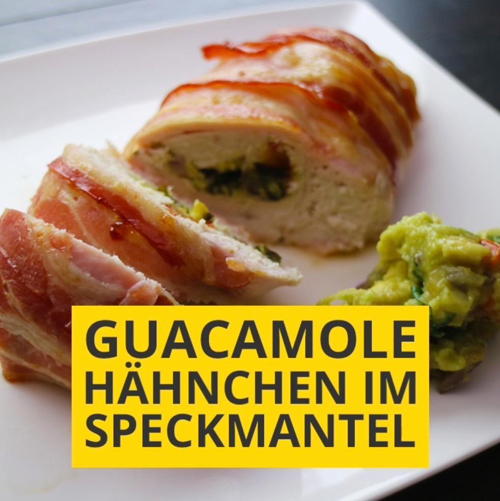Brigitte Rezepte De rezept für guacamole hähnchen im speckmantel brigitte de