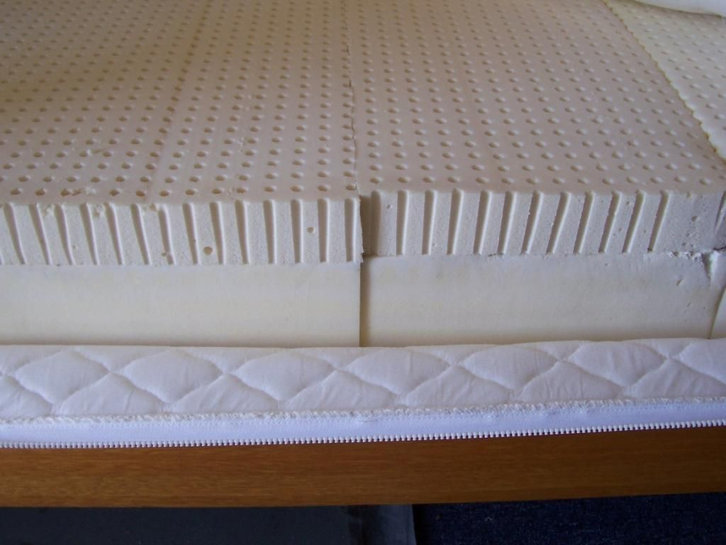 mattress topper product latex eversoft natural talalay