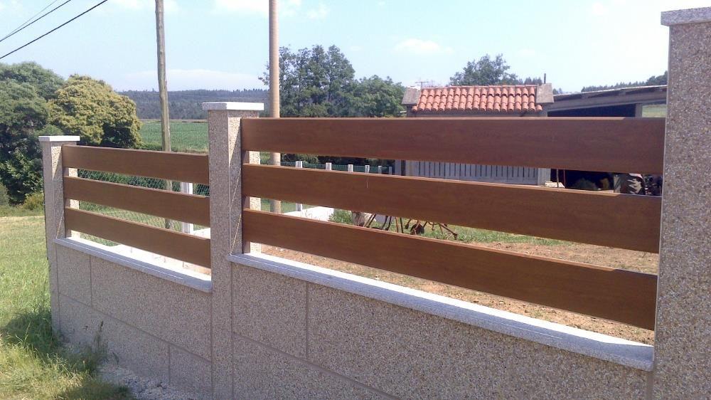 Pin En Fences
