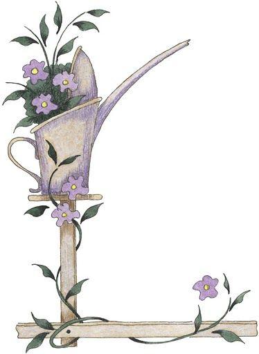 Bordes para decorar hojas imagenes y dibujos para imprimirtodo en imagenes y dibujos guardas - Paginas de decoracion ...
