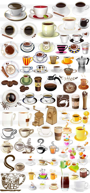 コーヒー 飲物イラスト 珈琲 イラスト カフェイラスト コーヒー