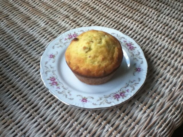 How to Make Coconut Flour Pistachio Muffins Recipe