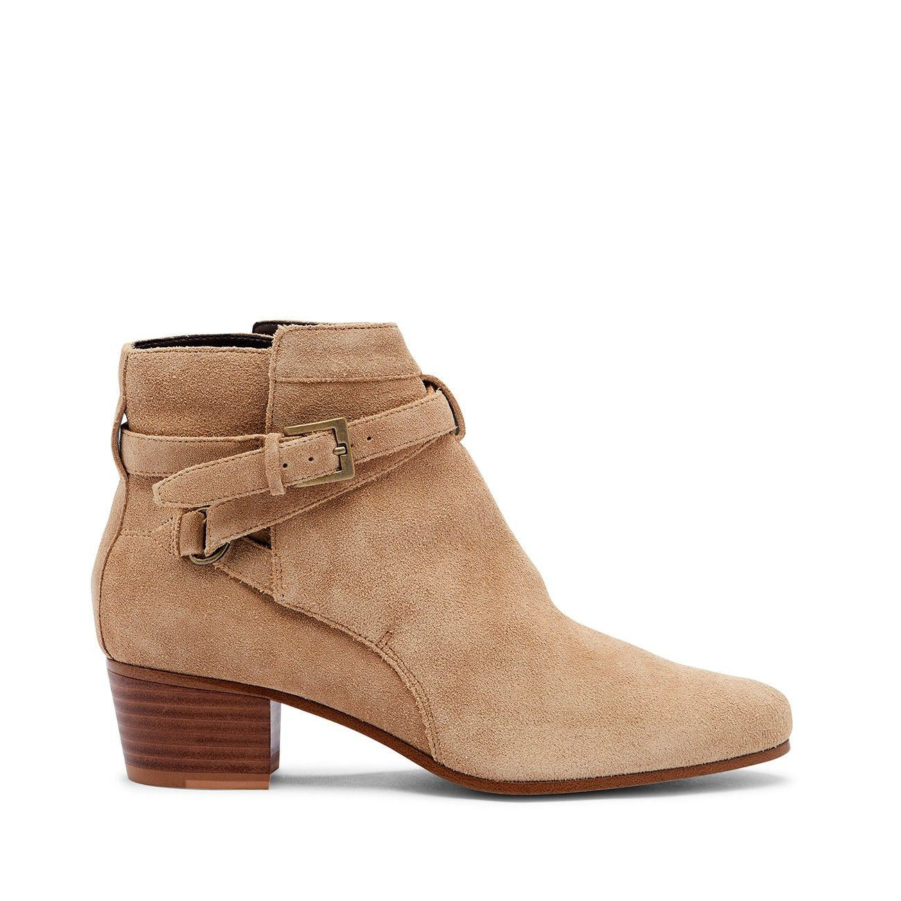 c56617844 Leo Ankle Bootie - Coffee