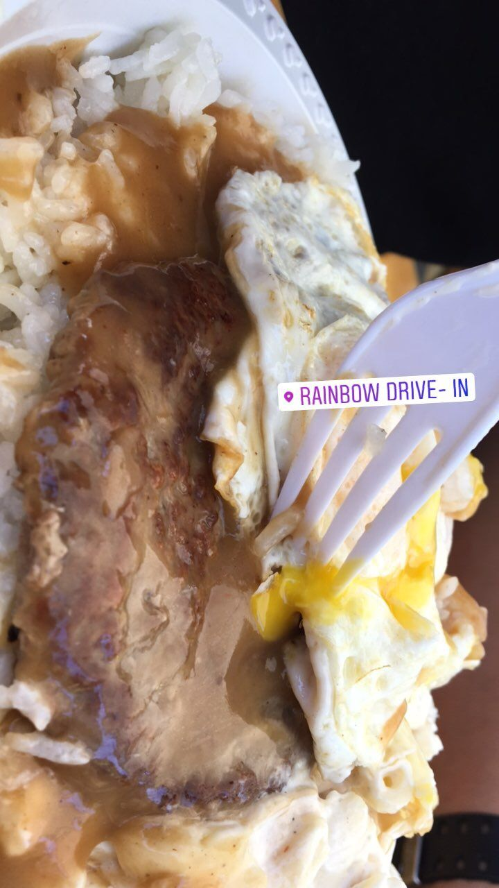Loco Moco By Rainbow Drive In Hawaii Food Loco Moco Food