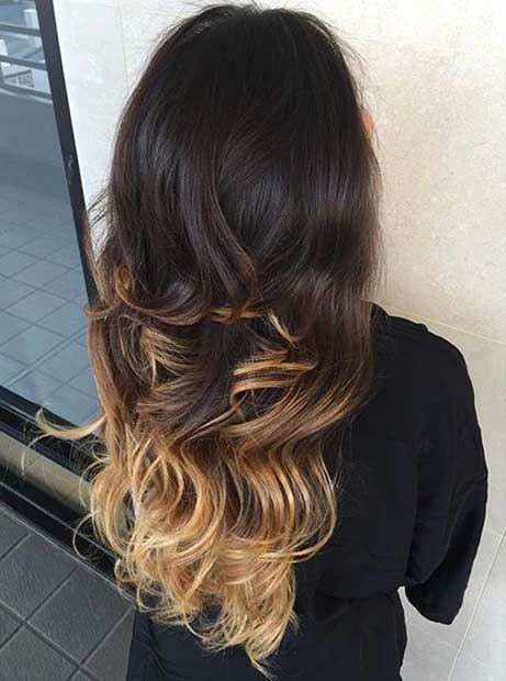 21 Stunning Summer Hair Color Ideas Highlights On Dark Hairbalayage Highlightsblonde