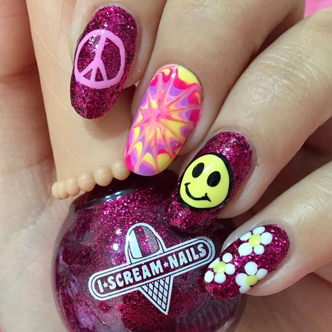 I Scream Nails - Melbourne Nail Art : Photo Candy Queen | Nails ...