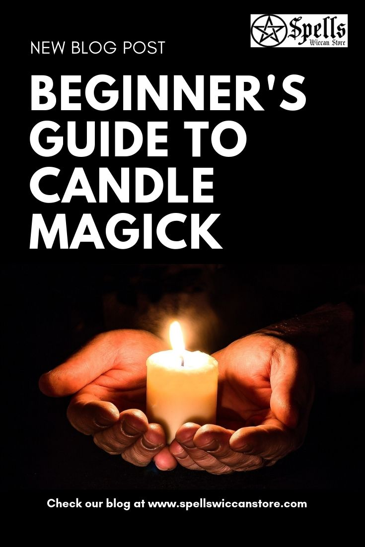 [Blog Post] Begginner's Guide to Candle Magick #candlemagick