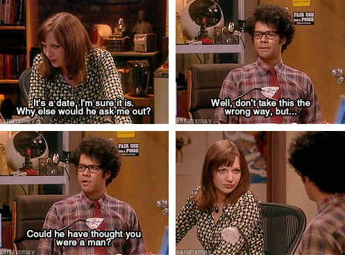 Everybody needs to watch The IT Crowd! (It's on Netflix!)