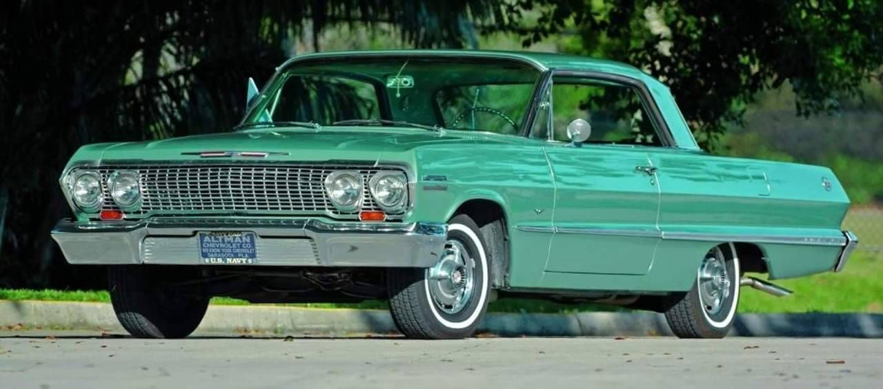 Classic Cars And Women 1963 Chevrolet Impala Ss Chevrolet Impala Chevrolet