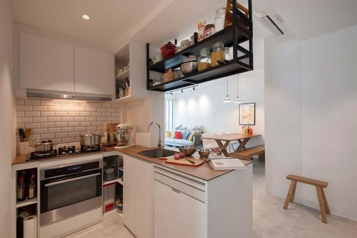 Great open-concept kitchens in HDB flats and apartments 3