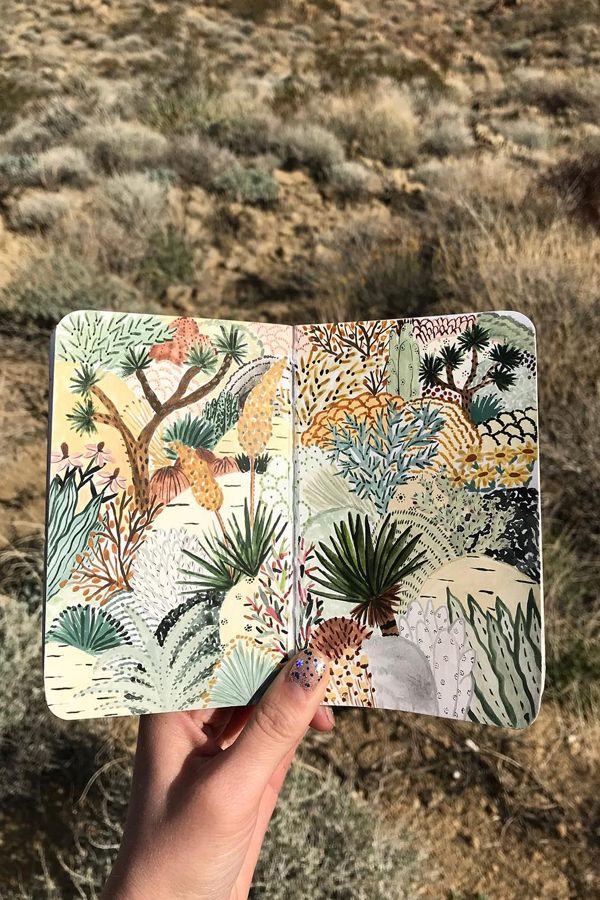 15+ Artist Sketchbooks to Inspire Your Own Collection of Doodles and Beyond #artjournalinspiration