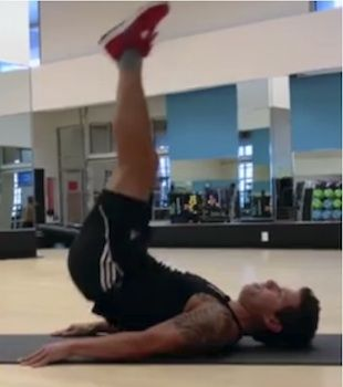 quick abs exercises the my wife kicked my abs workout