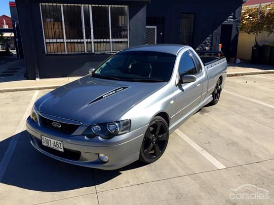 Car For Sale Ford Ba Xr8 Boss 260 V8 Factory Power Sun Roof