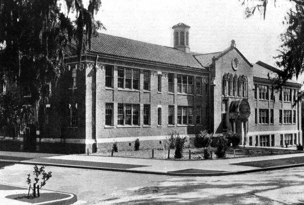 Caroline Brevard Grammar School - Tallahassee, Florida